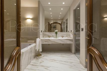 Tutte le suite sono con bagno  La Suite n.7