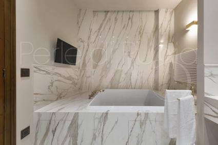 In due suite è presente la vasca idromassaggio La Suite n.7