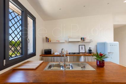 Cavalli - open kitchen