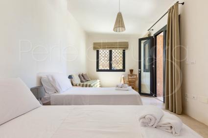 Caprette - twin bedroom