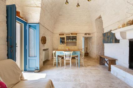 trulli e typical houses - Taranto ( Taranto ) - Trullo Gatto