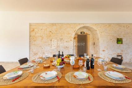 trulli e typical houses - Ceglie Messapica ( Brindisi ) - Trullo Michele