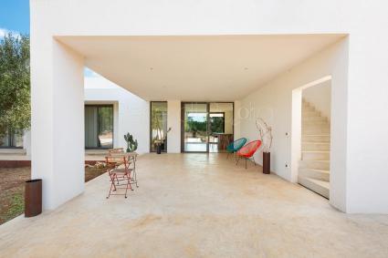 Large porches