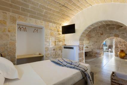 trulli e typical houses - Brindisi ( Brindisi ) - Trulli Biancapetra