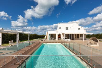 Villa con piscina e 10 posti letto