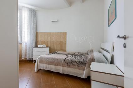 Camera matrimoniale 3 con bagno en suite