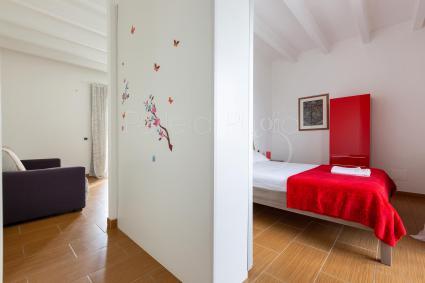 Camera da letto 6 con bagno doccia