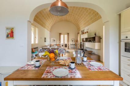 ville vacanze - San Vito dei Normanni ( Brindisi ) - Villa La Fonte
