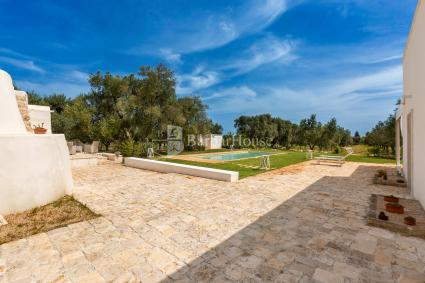 trulli e case tipiche - Ostuni ( Brindisi ) - Villa Kairos