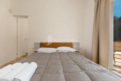 Camera 1, matrimoniale con bagno en suite
