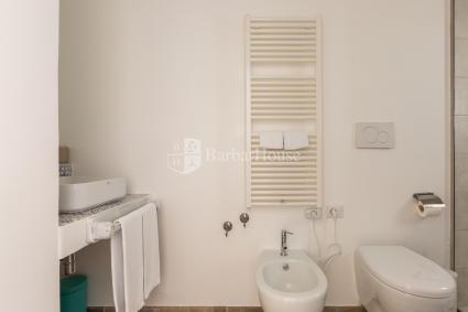 Bagno doccia en suite di Camera 2