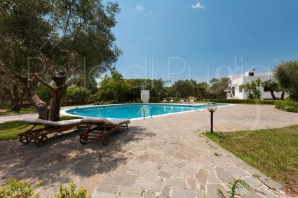 villas & country houses - Casarano ( Gallipoli ) - Villa del Contado