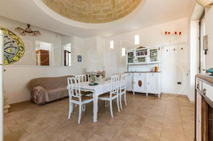 Villa Anna, dining room