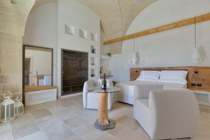 Hotel - Otranto ( Otranto ) - Masseria Longa | Camera Matrimoniale Deluxe