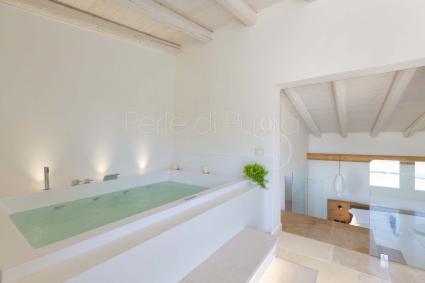Hotel - Otranto ( Otranto ) - Masseria Longa   Suite Queen con Vasca Idromassaggio