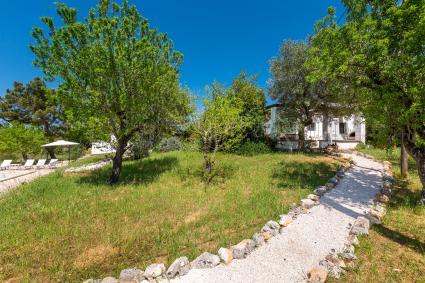 trulli e typical houses - Ostuni ( Brindisi ) - Villa Sessana