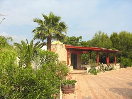 ville e casali - Ugento ( Gallipoli ) - Villa Rosa - villa con piscina