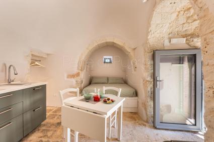 trulli e case tipiche - Ceglie Messapica ( Brindisi ) - Trullo I Tre Fichi