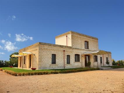 villas et fermes - Salice Salentino ( Porto Cesareo ) - Casina del Vigneto