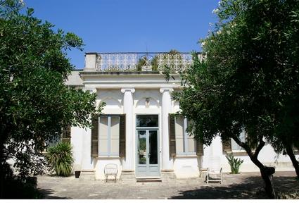 masserie di prestigio - Alezio ( Gallipoli ) - Villa Vera