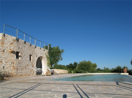 luxury villas - Cisternino ( Brindisi ) - Villa Ca` de Sass