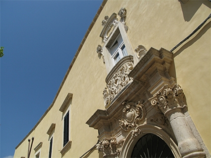 fermes de prestige - Alessano ( Leuca ) - Palazzo Dolce