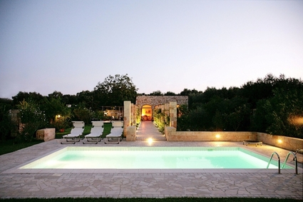 luxe villas - Diso - Spongano ( Otranto ) - Villa Chianchedda