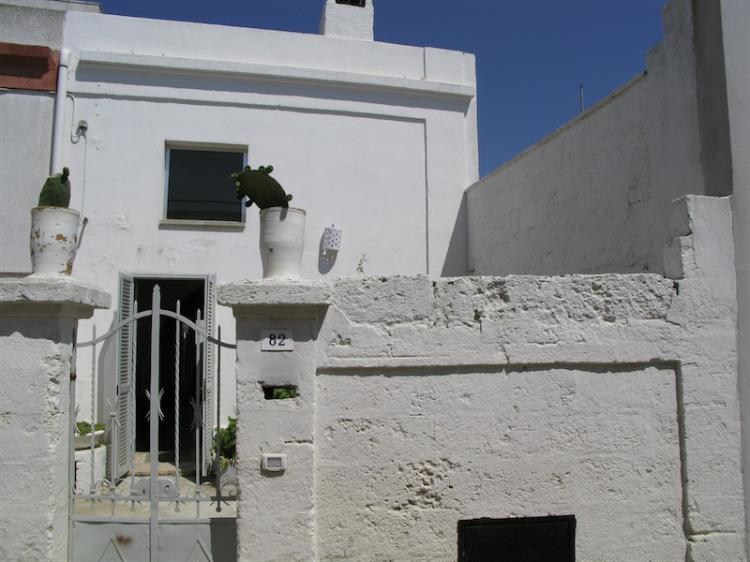 Casa nel centro storico di castrignano del capo s m for Piccola casa di merluzzo del capo