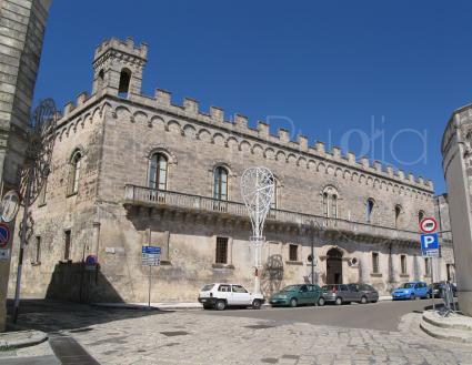 prestige farmhouses - Marittima ( Otranto ) - Antico Castello Baroni Maglietta