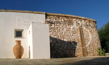trulli e typical houses - Torre Suda ( Gallipoli ) - Li Caseddi