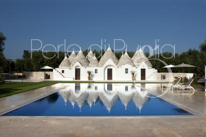villas de luxe - San Michele Salentino ( Brindisi ) - Perla Relais (extra-luxe)