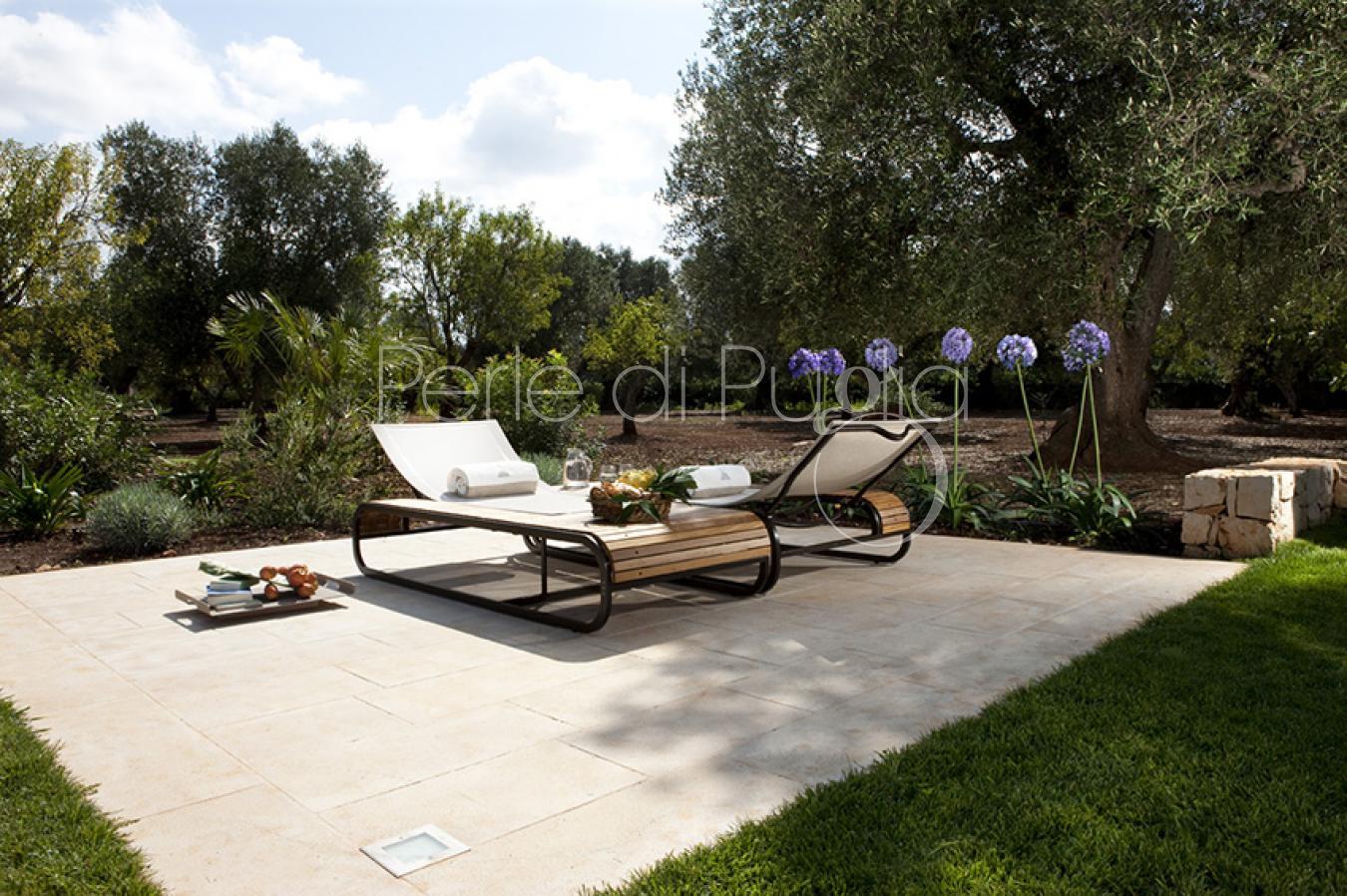 Villa extra lusso di design in affitto ad ostuni villa per for Design di bungalow di lusso