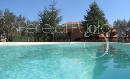 villas & country houses - Alessano ( Leuca ) - Villa Frande