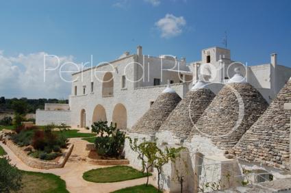 villas de luxe - Ostuni ( Brindisi ) - Masseria Cervarolo - Suite Tripla