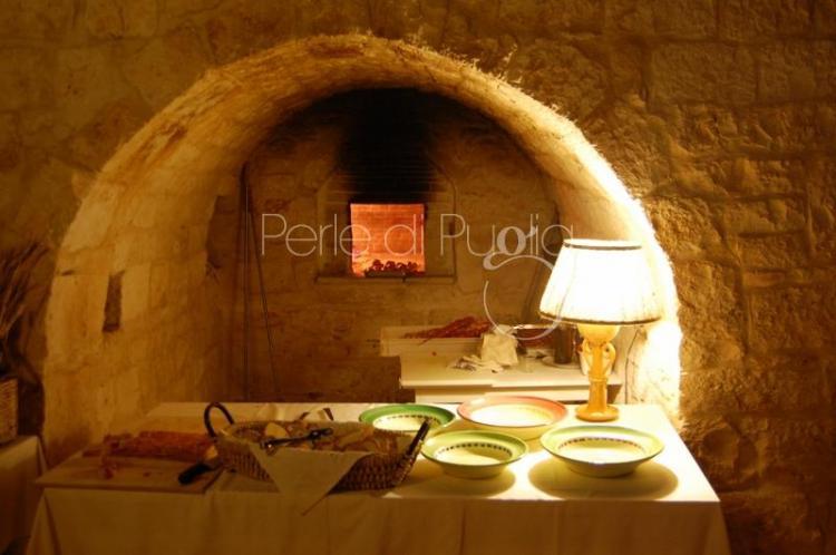 Luxusvillen - Ostuni ( Brindisi ) - Masseria Cervarolo - Suite Tripla