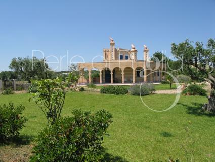 villas et fermes - Casarano ( Gallipoli ) - Villa del Saraceno
