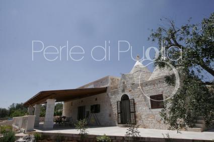 trulli e typical houses - Ostuni ( Brindisi ) - Trullo Dolce Vita