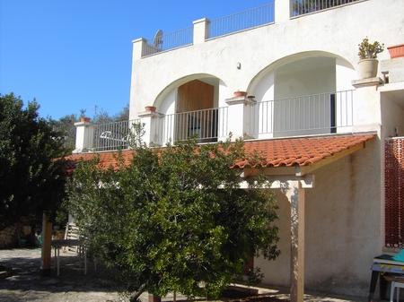 villas et fermes - Castro ( Otranto ) - Villa Azzurra