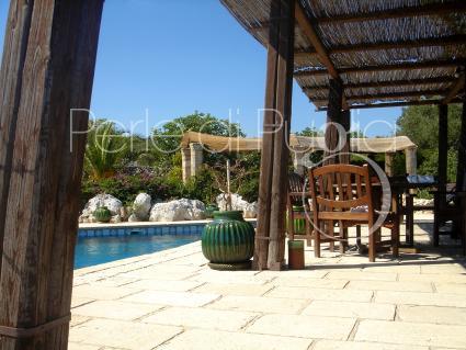 Appartamento di lusso con piscina a leuca for Abitazioni di lusso