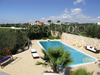 luxury villas - Casarano ( Gallipoli ) - Villa delle More