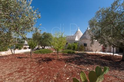 trulli e typical houses - Ostuni ( Brindisi ) - Trulli Kalya