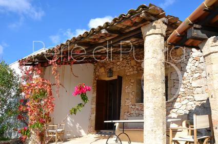 trulli e typical houses - Santa Maria di Leuca ( Leuca ) - Pajare Episcopo - Paola