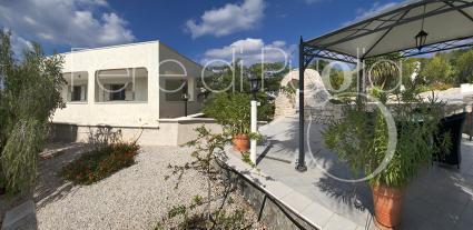 villas & landhuizen - Pescoluse ( Leuca ) - Villa Feri