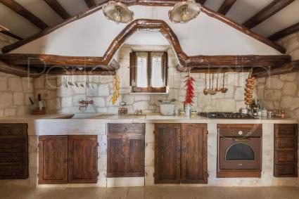 trulli e case tipiche - Ceglie Messapica ( Brindisi ) - Trullo dei Messapi