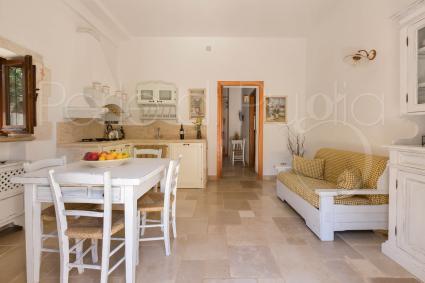 maisons typiques - Ceglie Messapica ( Brindisi ) - Trullo dei Messapi