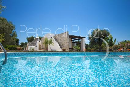villas & country houses - San Michele Salentino ( Brindisi ) - Villa Angeluzzi