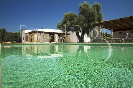 villas & country houses - San Michele Salentino ( Brindisi ) - Villa Samsara