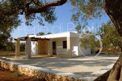 villas & country houses - San Michele Salentino ( Brindisi ) - Borgo Ajeni - Villetta Norma