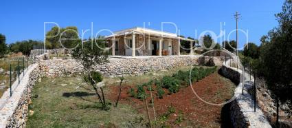maisons typiques - Santa Maria di Leuca ( Leuca ) - Pajara Faiuli
