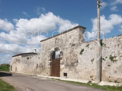fermes de prestige - Minervino - Palmariggi ( Otranto ) - Masseria Santu Petru